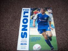 Millwall v Preston North End, 2003/04